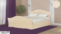 Кровать, МДФ матовый