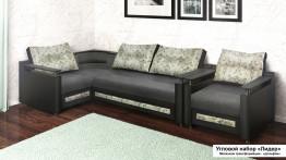 Угловой набор мебели Лидер